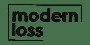 modern loss logo